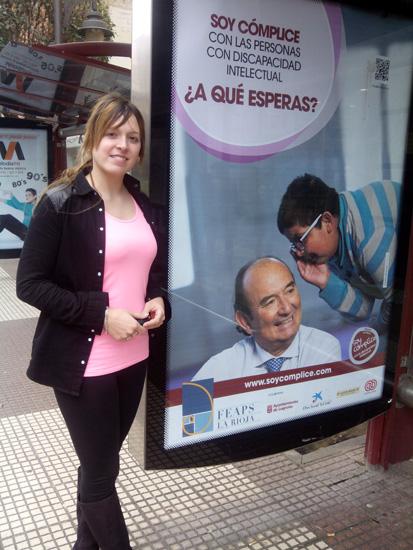 Marquesinas 002 - Soy Cómplice | FEAPS La Rioja